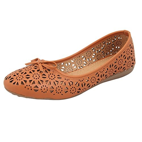 ABJ Fashion Women's Casual Led Napa Belly Shoes A 38