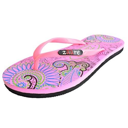 Zaare Women Flip-Flop & Monsoon Slipper - Mayur