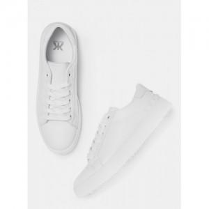 c253e78bc Kook N Keech Kook N Keech Women White Sneakers