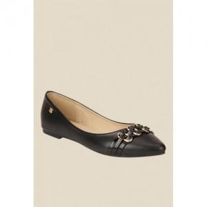 Addons Black Flat Ballets
