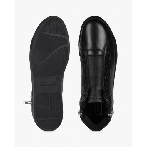 Jack & Jones Neptune Mid-Top Shoes with Side Zipper