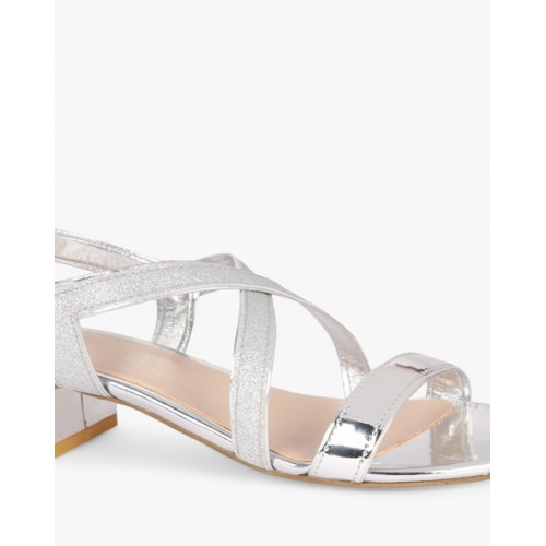 Carlton London Strappy Sling-Back Sandals