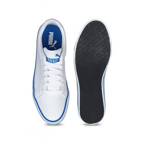 acheter populaire 9a85c d8075 Buy Puma Men White Rick Point NU ID Sneakers online ...