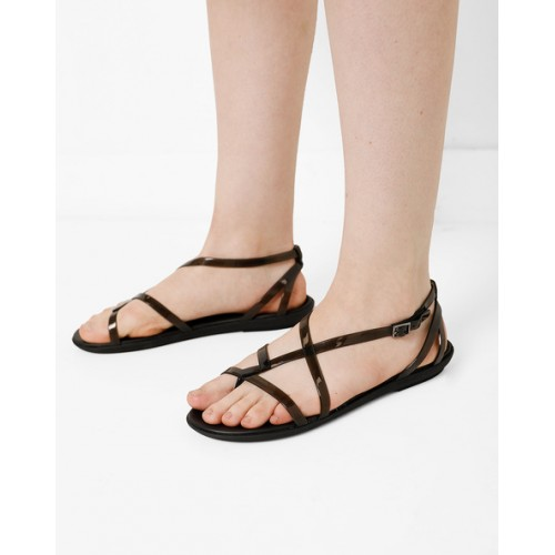 42a1d5775f9d Home · Women · FootWear · Sandals. Crocs Women Black Flats  Crocs Women  Black Flats ...