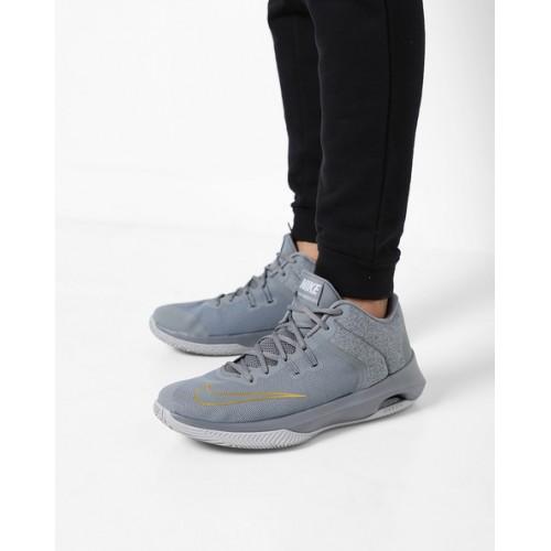 78db86e6b61 Buy Nike Men Grey Air Versitile II Basketball Shoes online | Looksgud.in