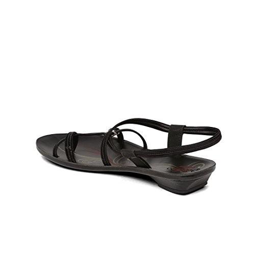 Paragon Women Black Sandal