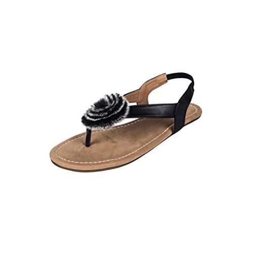 Do Bhai Stylish Flats Sandal 575 For Women