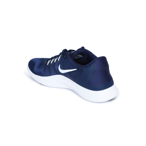 Nike Men Navy Flex 2018 Running Shoes