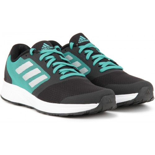 Adidas Men Black & Blue ADISTARK 2 Running Shoes
