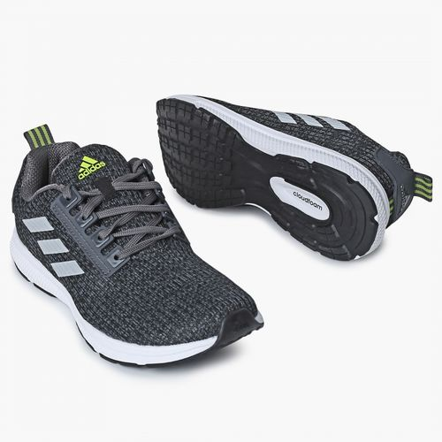 ADIDAS LEGUS M Running Shoes For Men(Grey, Black)