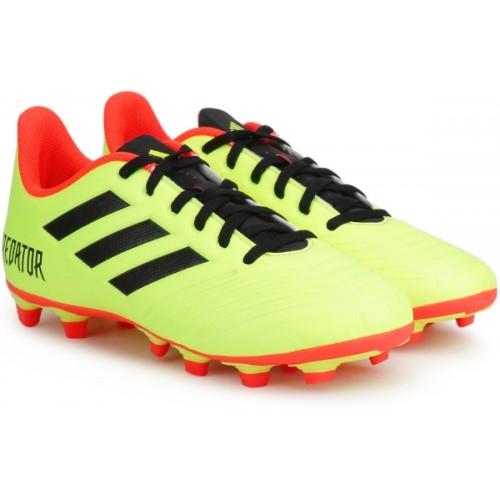 size 40 9fe0c 29a9d ... ADIDAS PREDATOR 18.4 FXG Football Shoes For Men ...