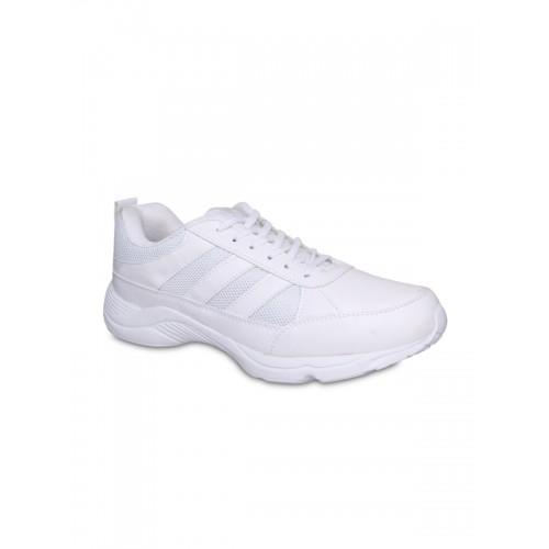 Sparx Men SM-514 White Running Shoes