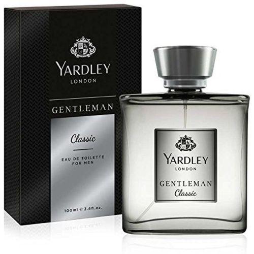 Yardley London Gentleman Classic Eau de Toilette - 100 ml(For Men)