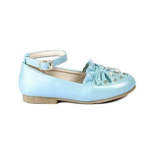 Buy Cute Walk by Babyhug Blue Synthetic Party Wear Sandals online ...