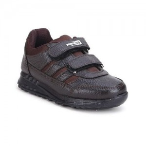FORCE 10 Force 10 Shoes Dual Velcro Closure - Brown