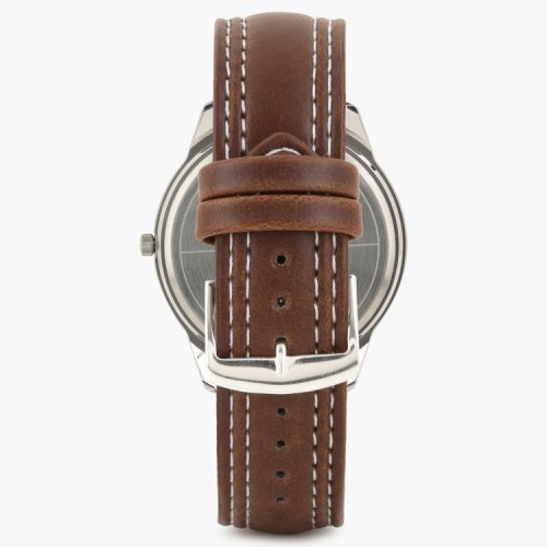 TIMEX TI000U90000 Brown & White Analog Dial Watch