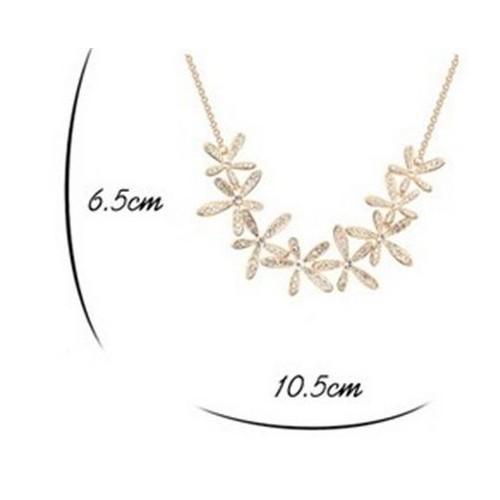GirlZ!  Metal Necklace Set For Women