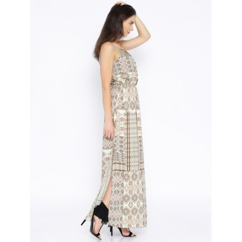 ONLY Multicoloured Printed Maxi Dress