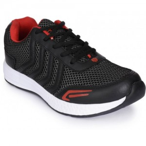 Action Shoes Black Sports Shoes