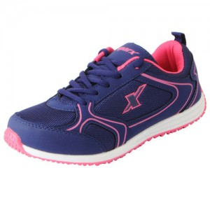 Sparx Voilet Mesh Sports Running Shoes