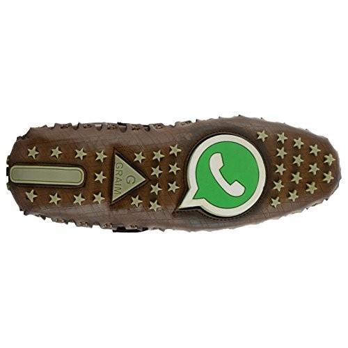 fe708e7aab1aa4 Buy LeeGraim Men s Brown Synthetic Sandals online