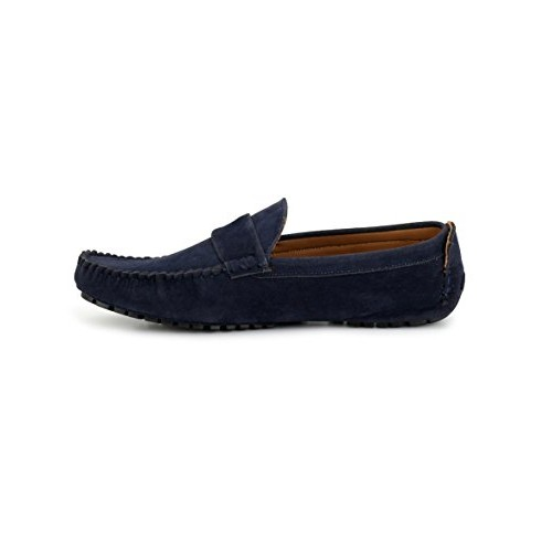 Zebx Comfortable Light Weight Suede Shoes , Loafers for Men / Boys -