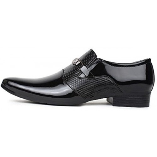 Deals4you Synthetic Leather Wedding Office Use Partywear Formal Shoes For Mens And Boys Slip On For Men