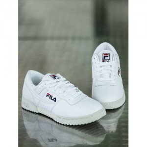 4c26e4efe64ba8 Fila Original Fitness Ripple White Sneakers