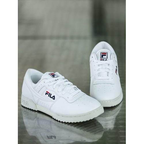 c3b041cdeb74 Buy Fila Original Fitness Ripple White Sneakers online
