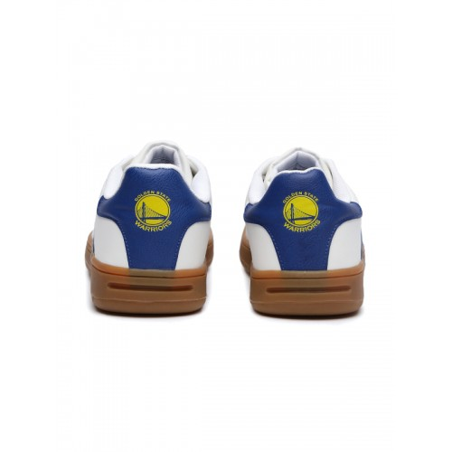 NBA Golden State Warriors White Sneakers