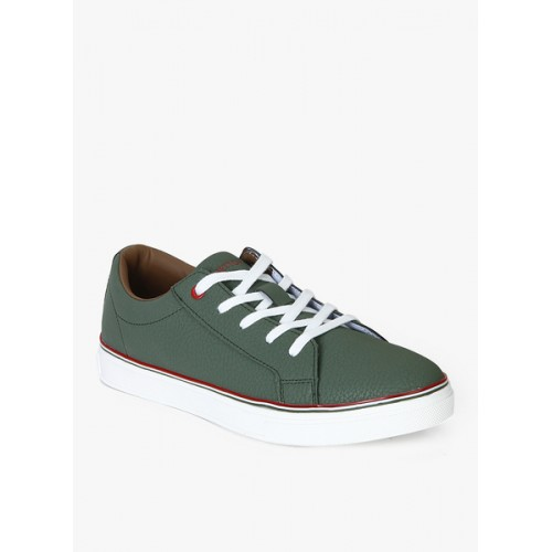 United Colors of Benetton Olive Sneakers