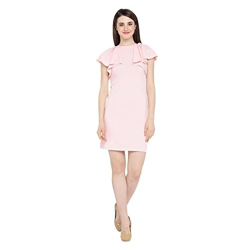 Buy Annabelle By Pantaloons Women s A-Line Knee-Long Dress online ... 0c802b169