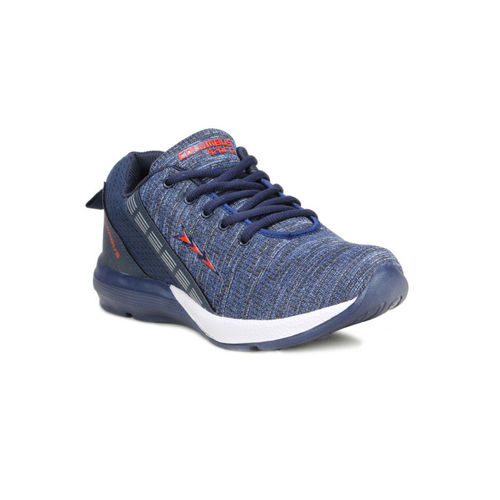 3d2fe64b79a193 Buy Columbus Men Navy Blue Running Shoes online