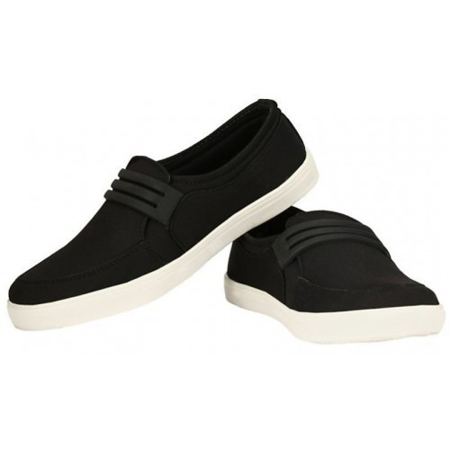 ZebX Sneakers Black Casual Shoes