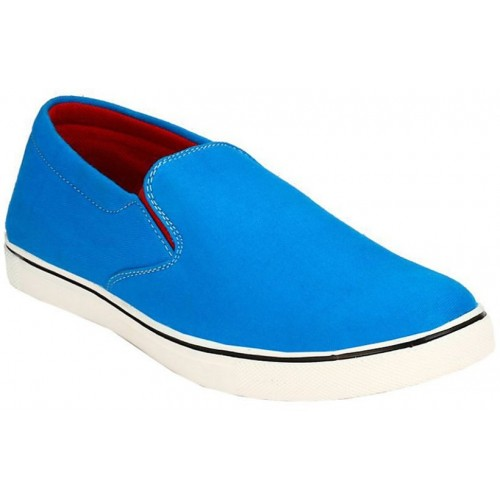 ZebX Sneakers Blue Casual Shoes