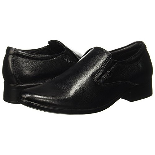 Red Chief Black RC3497 001 Slip On Shoes For Men