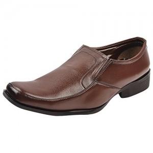 Andrew Scott Men's Brown Formal