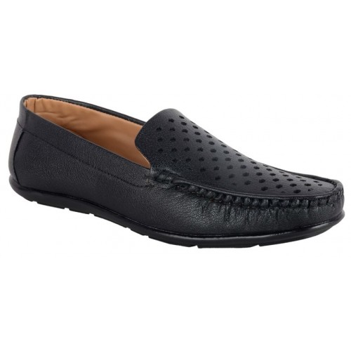1AAROW 92 black kreasa loafer