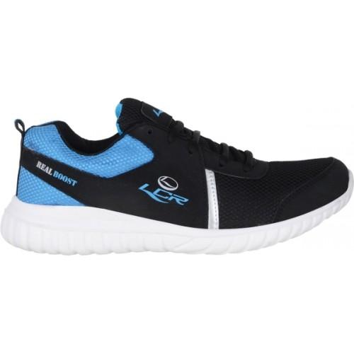 Lancer Black Sky Blue Shoes