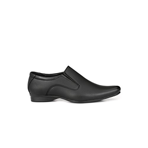 Levanse New Collection Men's Leather Formal Slip On Shoes For Office/College (Brown)