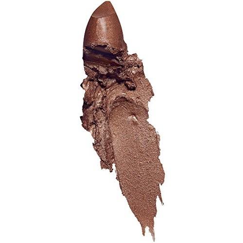 Maybelline New York Color Sensational Matte Metallic Lipstick, 30 Molten Bronze, 3.9g