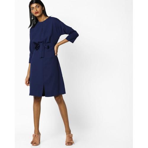 c39b4e25832 Buy AJIO Dress with Tie-Up online