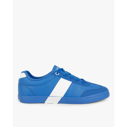 UNITED COLORS OF BENETTON Panelled Lace-Up Sneakers