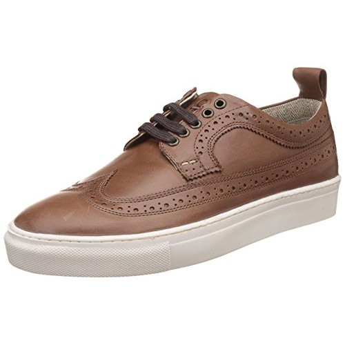 United Colors of Benetton Men's Leather Sneakers