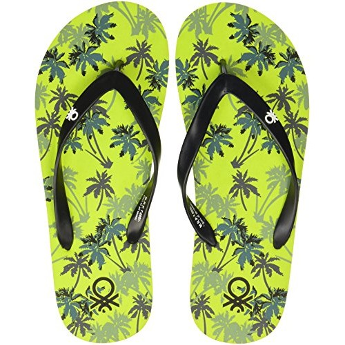 United Colors of Benetton Men's Flip-Flops