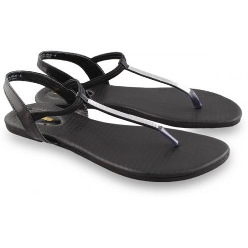 Buy Bata Women Black Flats online