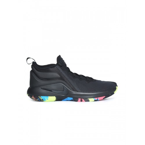 Nike Lebron Witness Ii Black Basketball Shoes