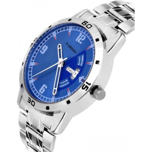 Tarido TD1952SM04 Exceptional Day & Date Watch  - For Men