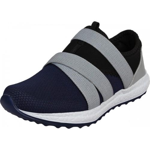 Aero Aspire Blue Running Shoes For Men