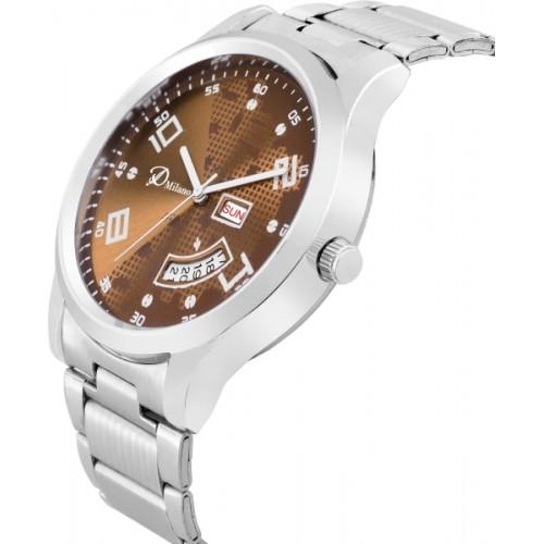 D'milano GXBRW152 Day an d Watch  - For Men